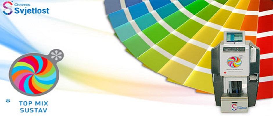 Nijansiranje boja